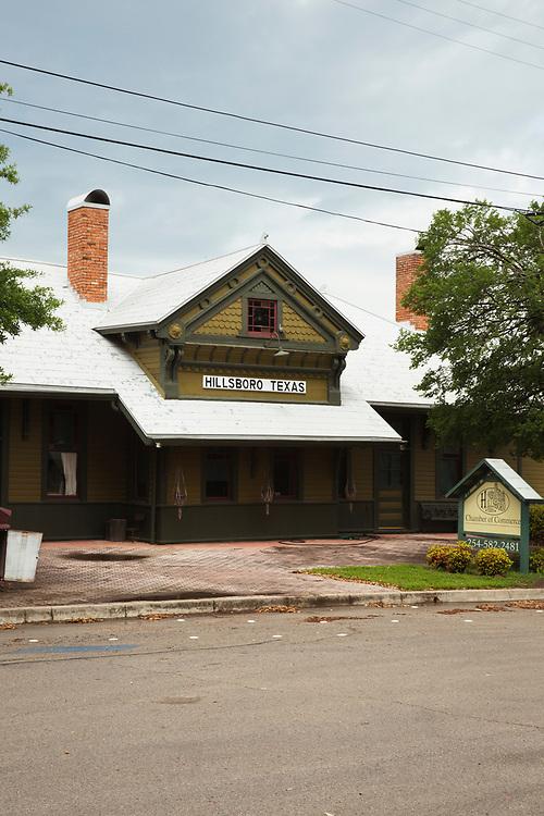 Hillsboro, Texas: Chamber of Commerce