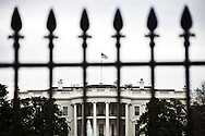 The nation's capitol, Washington, DC.<br /> The White House.