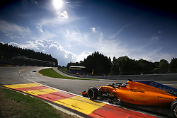 August 24, 2018 - Spa-Francorchamps, Belgium - Motorsports: FIA Formula One World Championship 2018, Grand Prix of Belgium, .#47 Lando Norris (GBR, McLaren F1 Team) (Credit Image: © Hoch Zwei via ZUMA Wire)