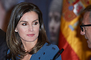 020719 Spanish Royals attends a Meeting of the Board of Trustees of the Teatro Real Foundation