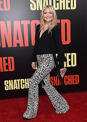 "World Premiere of ""Snatched"". Regency Village Theatre, Westwood, California. Pictured: Christopher Meloni. EVENT May 10, 2017. 10 May 2017 Pictured: Kate Hudson. Photo credit: AXELLE/BAUER-GRIFFIN / MEGA TheMegaAgency.com +1 888 505 6342"