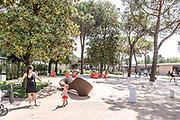 Venice, Punta Sabbioni, Camping Marina di Venezia