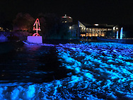 The River Lights on the St. Joseph River in South Bend.