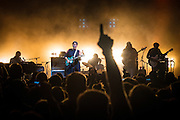 Alabama Shakes performs at Koka Booth Amphitheatre