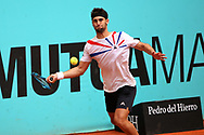 Carlos Taberner of Spain during the Mutua Madrid Open 2021, Masters 1000 tennis tournament on May 3, 2021 at La Caja Magica in Madrid, Spain - Photo Laurent Lairys / ProSportsImages / DPPI