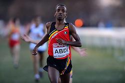 08-12-2013 ATHLETICS: SPAR EC CROSS COUNTRY: BELGRADE<br /> Senior mannen / Bashir Abdi BEL<br /> ©2013-WWW.FOTOHOOGENDOORN.NL