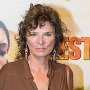 NLD/Hilversum/20171019 - Film premiere  Pestkop, Linda van Dyck