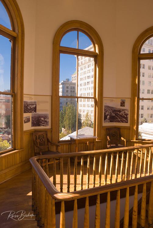 The Pioneer Courthouse (National Historic Landmark), Portland, Oregon