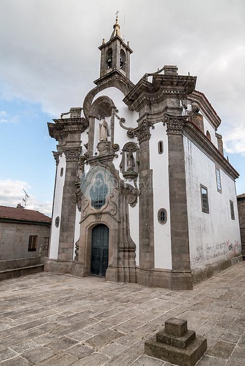 Capilla de San Telmo en Tuy, único ejemplar del barroco portugués en Galicia. Pontevedra. España. Europa ©Country Sessions / PILAR REVILLA