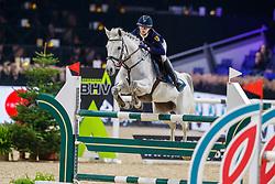 Thaler Arwen-Charlotte, GER, Little Lady<br /> Jumping Mechelen 2019<br /> © Hippo Foto - Martin Tandt<br />  27/12/2019