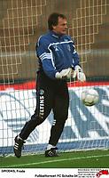 GRODAS, Frode<br />                Fu§balltorwart FC Schalke 04<br />                                 Frode Grodås.  (Foto: Witters/Digitalsport)