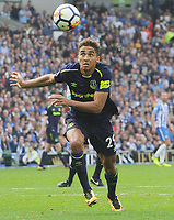 Football - 2017 / 2018 Premier League - Brighton & Hove Albion vs. Everton<br /> <br /> Dominic Calvert - Lewin of Everton at The Amex.<br /> <br /> COLORSPORT/ANDREW COWIE