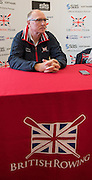 Caversham. Berkshire. UK<br /> Coach, Paul THOMPSON.<br /> 2016 GBRowing European Team Announcement,  <br /> <br /> Wednesday  06/04/2016 <br /> <br /> [Mandatory Credit; Peter SPURRIER/Intersport-images]