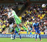 Norwich City v Panathinaikos F.C. 100813