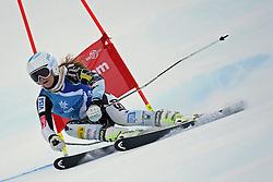 22.10.2013, Rettenbach Ferner, Soelden, AUT, FIS Ski Alpin, Soelden, Vorberichte, im Bild Julia Mancuso // Julia Mancuso during a pre season training session on the Rettenbach Ferner in Soelden, Austria on 2013/10/22. EXPA Pictures © 2013, PhotoCredit: EXPA/ Mitchell Gunn<br /> <br /> *****ATTENTION - OUT of GBR*****