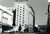 1970 Hollywood Plaza Hotel