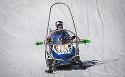 Flisar Filip - World Cup Ski Cross skier from Slovenia during Dila Challenge 2019 between Kline Bostjan and Flisar Filip , on March 30, 2019, on Krvavec, Slovenia. Photo by Urban Meglic / Sportida