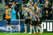 Newcastle United v Bournemouth 101118