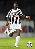 Fotball<br /> Serie A Italia<br /> Foto: Inside/Digitalsport<br /> NORWAY ONLY<br /> <br /> Arezzo 27/8/2006<br /> Coppa Italia Arezzo v Udinese 1-1<br /> <br /> Muntari Sulley Ali Udinese