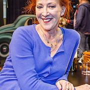 NLD//Amsterdam20160415 - Persdag toneelstuk In de Ban van Broadway, Loes Luca