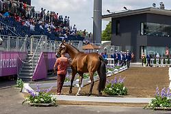Godel Robin, SUI, Jet Set, 266<br /> Olympic Games Tokyo 2021<br /> © Belga-Dirk Caremans<br /> 29/07/2021