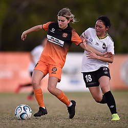 4th October 2020 - NPL Queensland Senior Women RD9: Eastern Suburbs FC v The Gap FC