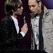 NLD/Amsterdam/20100415 - Uitreiking 3FM Awards 2010, Rapper Unorthodox