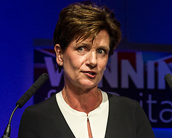 September 16, 2016 - London, England, United Kingdom - Image ©Licensed to i-Images Picture Agency. 16/09/2016. London, United Kingdom. Newly elected leader of UKIP, Diane Smith MEP talks at the UKIP Conference in Bournemouth. Picture by i-Images (Credit Image: © Pete Maclaine/i-Images via ZUMA Wire)
