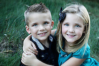 1 November 2015:  Tyler, Michelle, Aubrey (6) and Conlin (4) Carneghi family photos in Costa Mesa, CA.