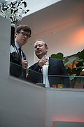 SAM TALBOT; CALUM SUTTON, The ICA Fundraising Gala / Intercourse 3<br /> Third annual auction and party to raise money for the ICA New Commissions Fund. Institute of Contemporary Arts, The Mall, London, SW1. 19 June 2013.