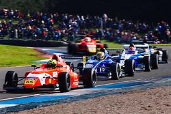 Lando Norris | #31 Carlin | MSA Formula Championship | Race 2 - Mandatory byline: Rogan Thomson/JMP - 07966 386802 - 23/08/2015 - MOTORSPORT - Knockhill Racing Circuit - Dunfermline, Scotland - BTCC Meeting Day 2.