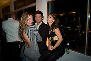 ANITA CONSTANTINE; RICHARD WELLING; BONNIE MEREDITH, Celebrate the second guest editors issue. Pre-launch of  Paramount at Centrepoint.London 16 September 2008. *** Local Caption *** -DO NOT ARCHIVE-© Copyright Photograph by Dafydd Jones. 248 Clapham Rd. London SW9 0PZ. Tel 0207 820 0771. www.dafjones.com.