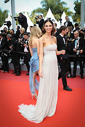 Alice Amelia attends the screening of Oh Mercy! (Roubaix, une Lumiere) during the 72nd annual Cannes Film Festival on May 22, 2019 in Cannes, France. Photo by Shootpix/ABACAPRESS.COM