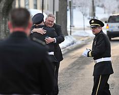 """William """"Billy"""" Guth Jr. Funeral"""