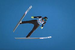 05.01.2021, Paul Außerleitner Schanze, Bischofshofen, AUT, FIS Weltcup Skisprung, Vierschanzentournee, Bischofshofen, Finale, Qualifikation, im Bild Mikhail Nazarov (RUS) // Mikhail Nazarov of Russian Federation during the qualification for the final of the Four Hills Tournament of FIS Ski Jumping World Cup at the Paul Außerleitner Schanze in Bischofshofen, Austria on 2021/01/05. EXPA Pictures © 2020, PhotoCredit: EXPA/ JFK