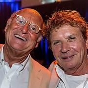 NLD/Amsterdam/20180917 - Uitreiking de Gouden Notenkraker 2018, Hans van Hemert met Albert Anton Johan van Aalten