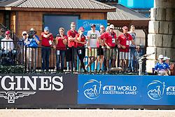 Team Germany, <br /> World Equestrian Games - Tryon 2018<br /> © Hippo Foto - Dirk Caremans<br /> 14/09/2018