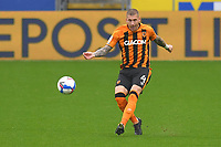 Hull City's Jordy de Wijs<br /> <br /> Photographer Dave Howarth/CameraSport<br /> <br /> The EFL Sky Bet League One - Hull City v Plymouth Argyle - Saturday 3rd October 2020 - KCOM Stadium - Kingston upon Hull<br /> <br /> World Copyright © 2020 CameraSport. All rights reserved. 43 Linden Ave. Countesthorpe. Leicester. England. LE8 5PG - Tel: +44 (0) 116 277 4147 - admin@camerasport.com - www.camerasport.com