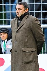 28.11.2010, Weser Stadion, Bremen, GER, 1.FBL, Werder Bremen vs FC St. Pauli im Bild  Klaus Allofs  (Geschäftsführer Profifußball - GER)    EXPA Pictures © 2010, PhotoCredit: EXPA/ nph/  Kokenge       ****** out ouf GER ******