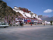 TIBET LHASA WITH HOLY MOUNTAIN GHARZE PROVINCE