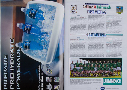 All Ireland Senior Hurling Championship - Final,.11.09.2005, 09.11.2005, 11th September 2005,.Minor Galway 3-12, Limerick 0-17,.Senior Cork 1-21, Galway 1-16,.11092005AISHCF,.Powerade,