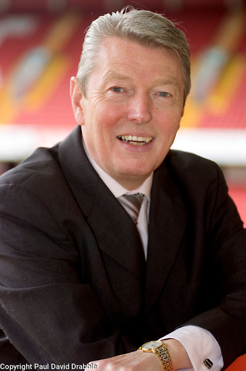 Right Honorable Alan Johnson MP who served as Secretary of State for Health, Secretary of State for Education and Skills, Secretary of State for Trade and Industry President of the Board of Trade, Secretary of State for Work and Pensions, and Minister for Higher Education
