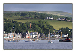 Day three of the Fife Regatta, Cruise up the Kyles of Bute to Tighnabruaich<br /> <br /> Rothesay Bay, Astor, Latifa, Vic32<br /> <br /> * The William Fife designed Yachts return to the birthplace of these historic yachts, the Scotland's pre-eminent yacht designer and builder for the 4th Fife Regatta on the Clyde 28th June–5th July 2013<br /> <br /> More information is available on the website: www.fiferegatta.com