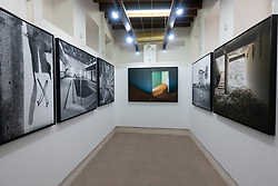 Art gallery in  Al Fahidi district , al Bastakiya , in Dubai, United Arab Emirates