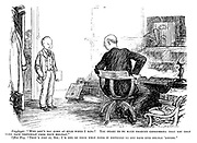 """Employer. """"Why don't you come at once when I ring? You ought to be much smarter considering that you only came back yesterday from your holiday."""" Office boy. """"That's just it, sir; I'm one of them what finds in difficult to get back into double 'arness."""""""