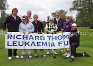 Richard Thomas Leukaemia Fund Golf Day