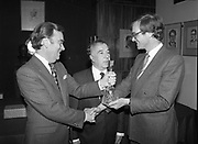 Presentation of Irish National Insurance, Board Room, Dawson St., Dublin,<br />