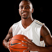 Guard Jeff Jordan of the University of Central Florida Knights mens basketball team poses on media day at the UCF Arena on October 14, 2010 in Orlando, Florida. (AP Photo/Alex Menendez)