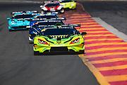 June 28 - July 1, 2018: Lamborghini Super Trofeo Watkins Glen. 71 JC Perez, Loris Spinelli, P1 Motorsports, Lamborghini Broward Lamborghini Huracan Super Trofeo EVO