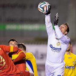 20140416: SLO, Football - Prva liga Telekom Slovenije, NK Rudar vs FC Luka Koper